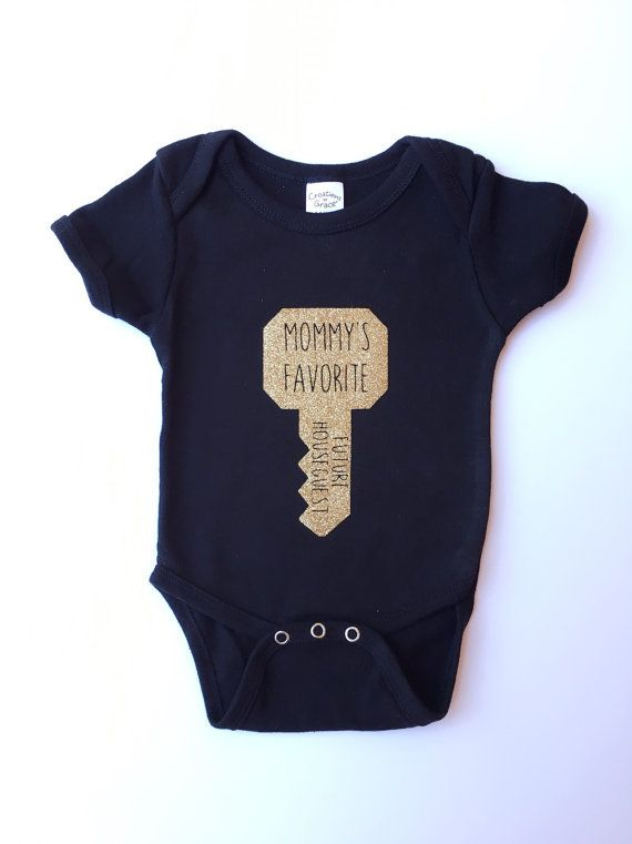 BIG BROTHER CBS Julie Chen bigbrother18 June 22 Key baby onesie shirt future by FoxyLittleRascals
