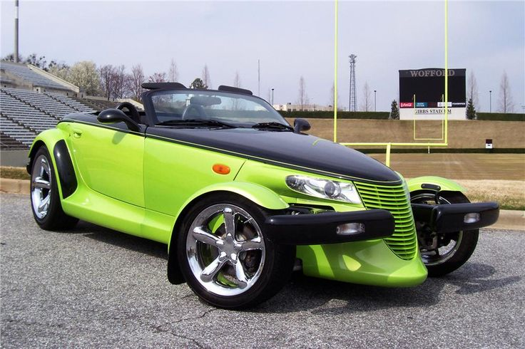 custom plymouth prowler | 1999 PLYMOUTH PROWLER CONVERTIBLE