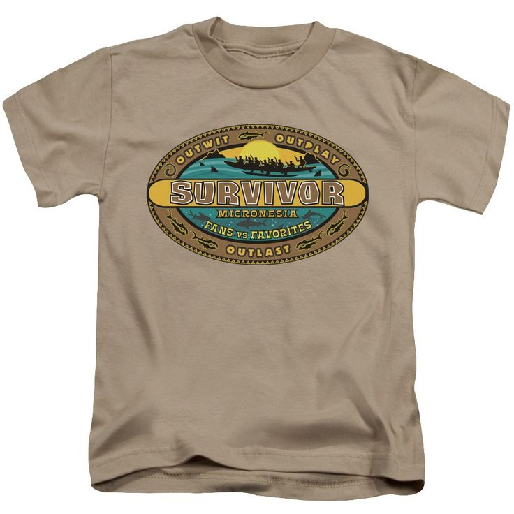 "Checkout our #LicensedGear products FREE SHIPPING + 10% OFF Coupon Code ""Official"" Survivor / Micronesia-short Sleeve Juvenile 18 / 1-sand-sm(4) - Survivor / Micronesia-short Sleeve Juvenile 18 / 1-sand-sm(4) - Price: $24.99. Buy now at https://officiallylicensedgear.com/survivor-micronesia-short-sleeve-juvenile-18-1-sand-sm-4"