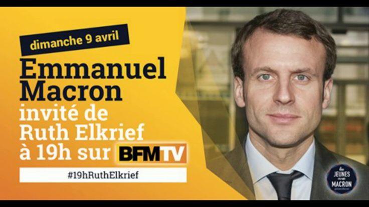 Monsieur Emmanuel Macron candidat à élection présidentielle 2017 FRANCE