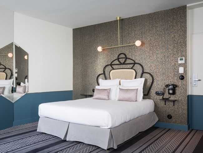 discover the modern and elegant rooms of hotel panache paris ranging from single to family rooms and suites - Single Wall Hotel 2015