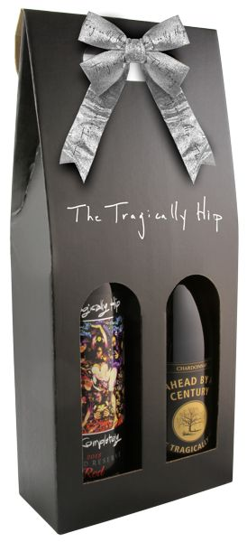 *wish list* The Tragically Hip 2 Bottle Gift Pack