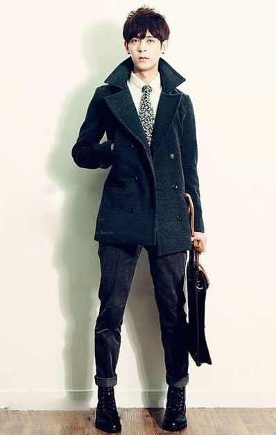 The Most In Match Suit And Boots Fashion Men Pinterest
