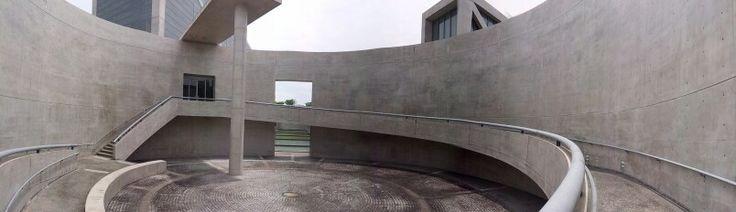 Tadao Ando Osaka sayamaike museum