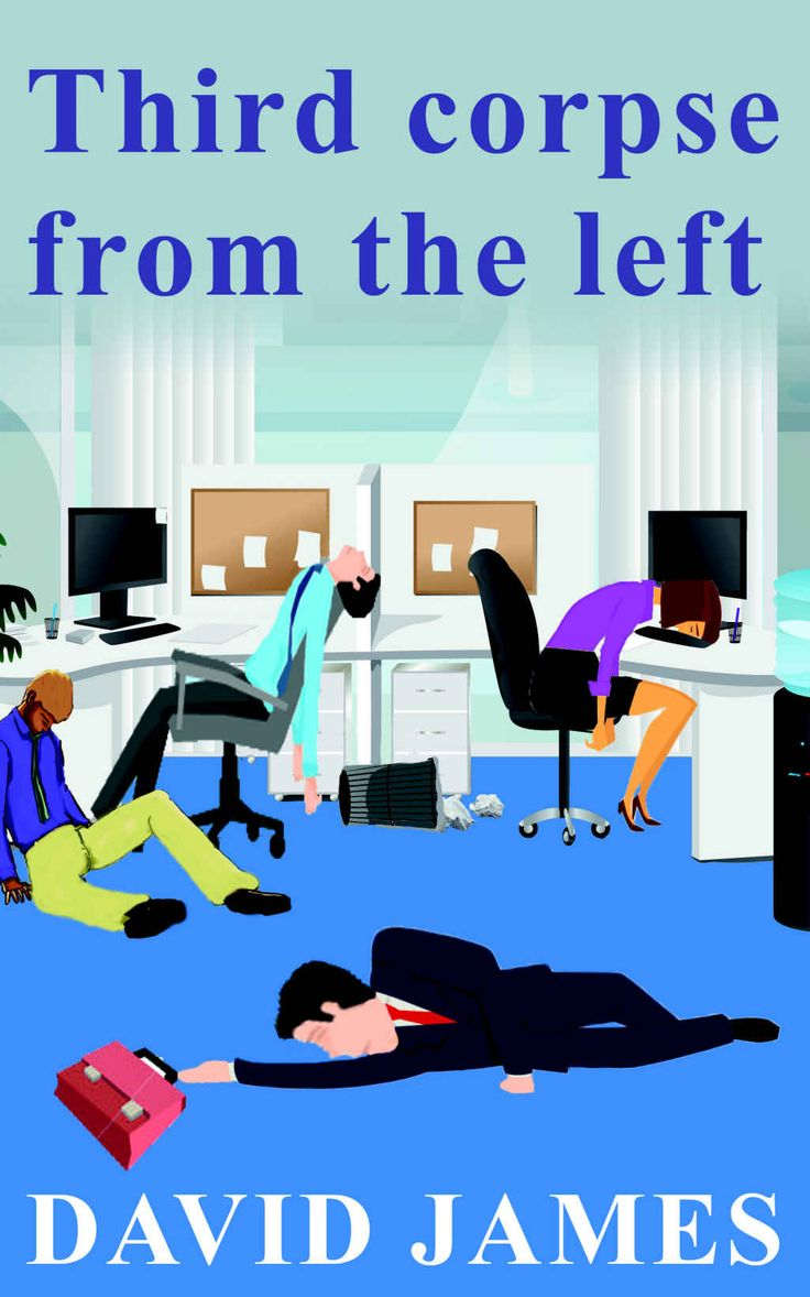 Free Kindle Ebooks UK - Third corpse from the left – a humorous short story by David James