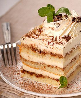 food pictures | ItalianDessert Recipes like Zuccoto and More