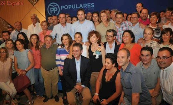 El PP empieza a diseñar el programa electoral para volver a la Junta en 2019