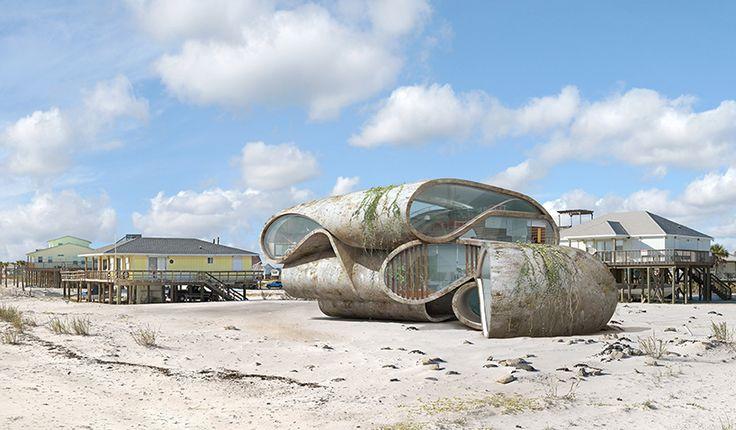 Dionisio Gonzalez: Architecture for resistance