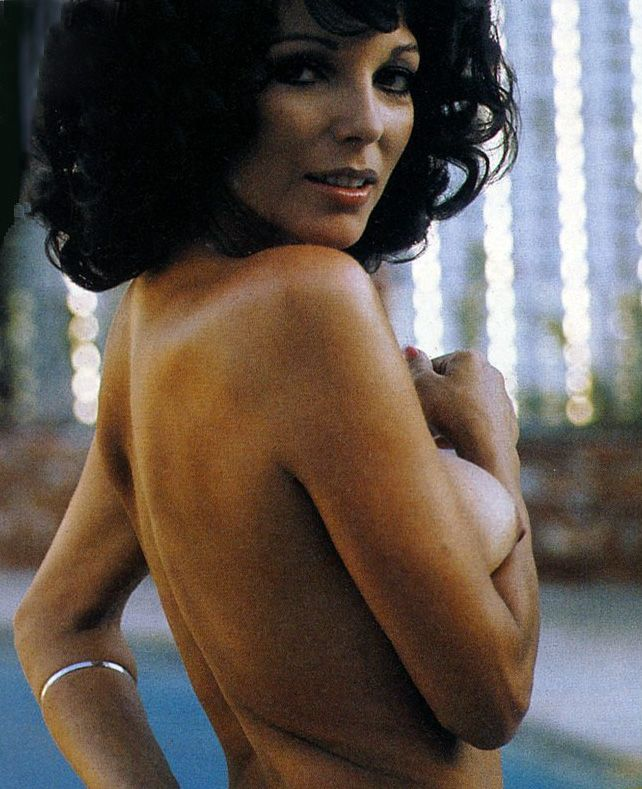 Nude Photos Of Joan Collins
