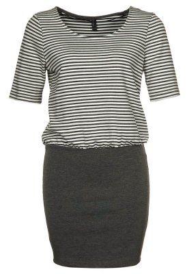Vero Moda SOLIS Jerseyklänningar Grått - Vero Moda - New Fashioned