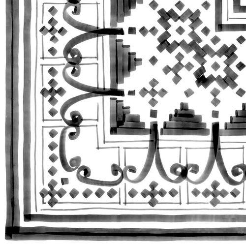 VODEVIL: Bellaria-3 Sombra - 20x20cm. | Floor Tiles - Porcelain | VIVES Azulejos y Gres S.A.