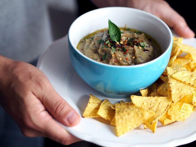 SMOOTH COOKING aneb vaříme hladce : LILKOVÝ DIP
