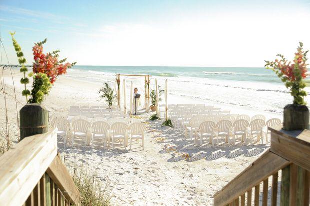 Vintage Beach Wedding Ceremony: 17 Best Ideas About Romantic Beach Weddings On Pinterest