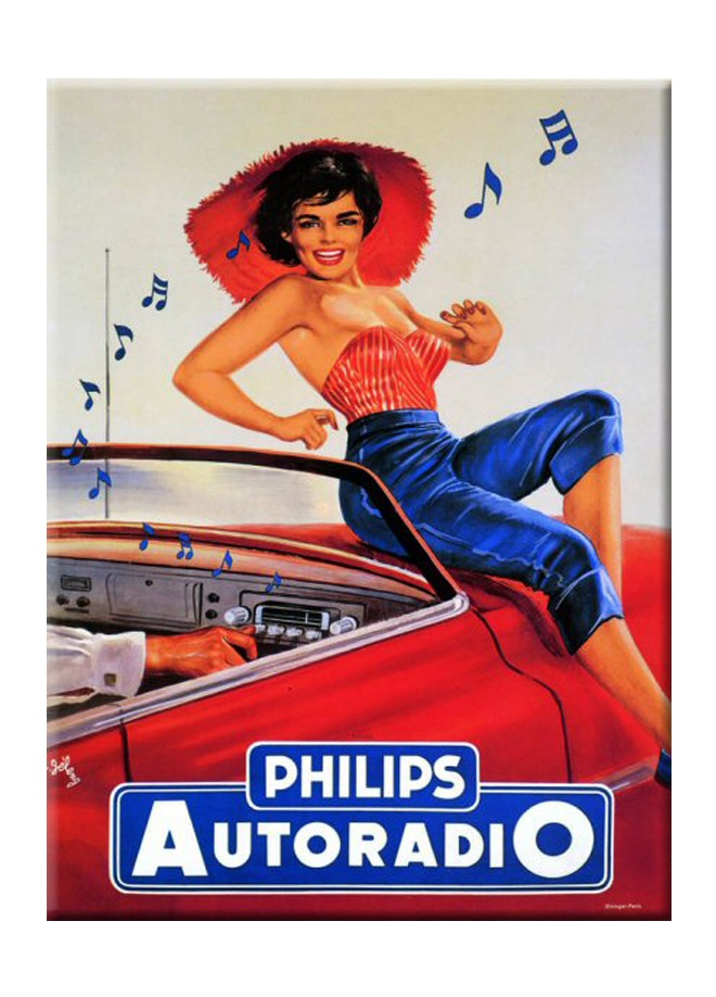 French Vintage Metal poster - philips autoradio 30 x 40 cm Markafoni'de 62,99 TL yerine 42,99 TL! Satın almak için: http://www.markafoni.com/product/3266815/