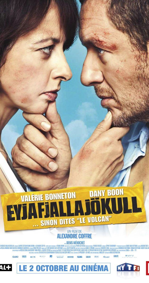 Directed by Alexandre Coffre.  With Valérie Bonneton, Dany Boon, Denis Ménochet, Albert Delpy. For travelers around the world, the eruption of the Icelandic volcano Eyjafjallajökull is a downer. For Alain and Valerie, it's a catastrophe. For if they are to make it in time to the tiny Greek village where their daughter's wedding is taking place, the two divorcees have to swallow their pathological hatred for each other and hit the road together.