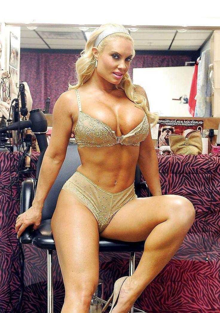 Muscle amazon tetas porno
