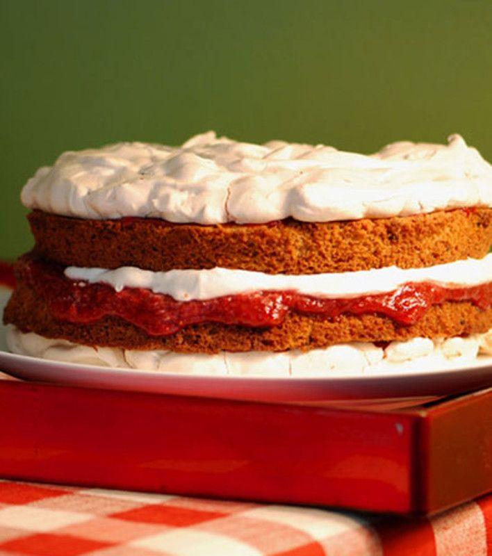 Strawberry Dream Cake | ~ c o o k i e s . b r o w n i e s . c a k e ...