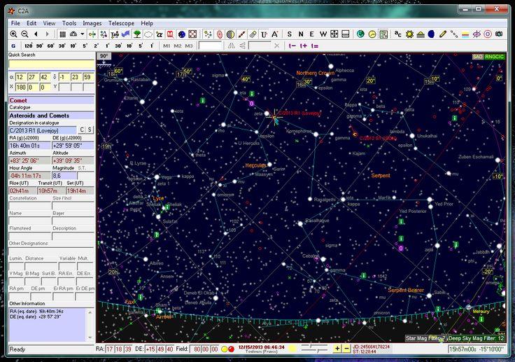 C2A - Planetarium Software