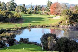 Golf Vacations New Zealand Ltd