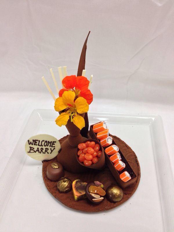 Chocolate Amenity