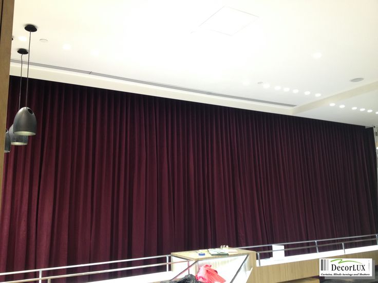 S-Fold Curtains Melbourne