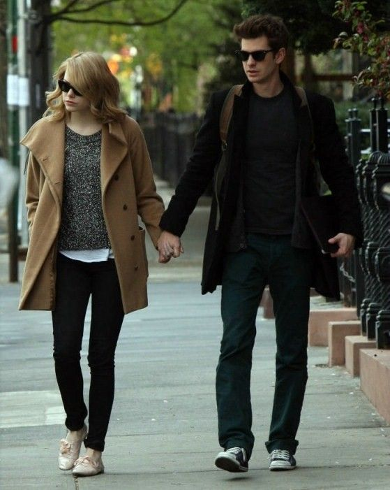 *Viva La Fashion*: Emma Stone and Andrew Garfield's Street Style