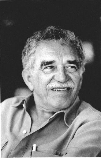 Gabriel Garcia Marquez- great Colombian author