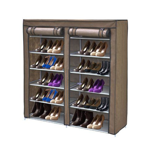 1000+ Ideas About Shoe Rack With Cover On Pinterest