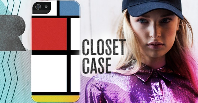 Celebrating iconic vintage fashion prints from YSL, Chanel, Westwood and others with...   www.inspiremycase...