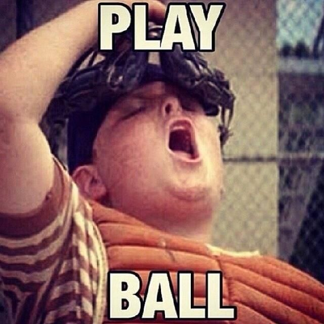 Little League!! Play Ball!