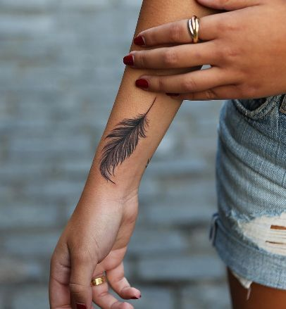 Best Tattoos For Every Zodiac Sign: Gemini; You're ready to fly off at any moment — either in your mind or IRL — and that changeability makes you a winged creature, in a way. Birds, wings, and feathers represent that lightness of spirit that so captures who you are.