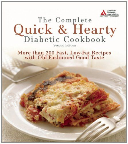 What are some good cookbooks for diabetics?