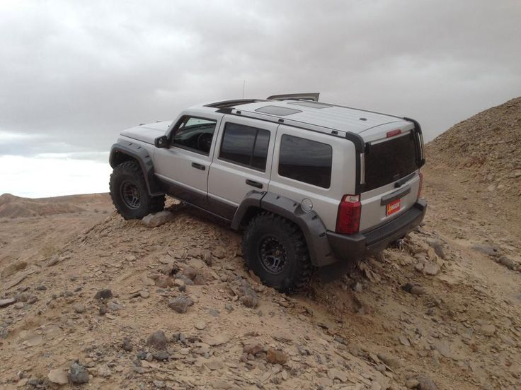 2006 Jeep Commander AEV BUILT! - Page 2 - American Expedition Vehicles - Product Forums                                                                                                                                                                                 Más