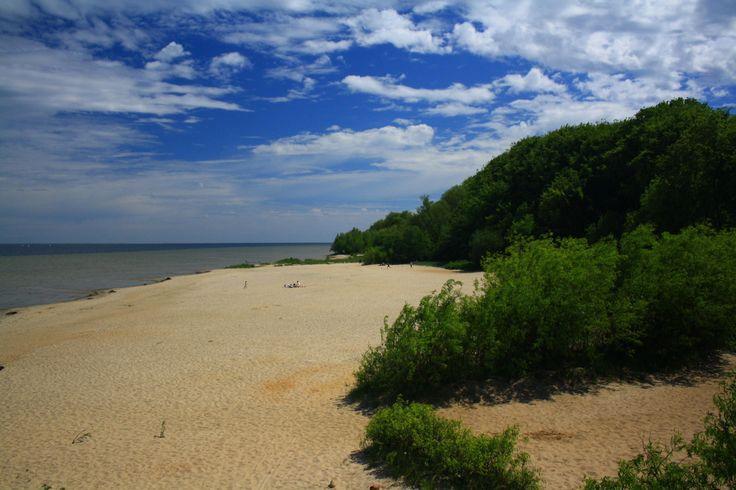 #Puck #Beach #pomorskie #pomorze #Poland #Polska
