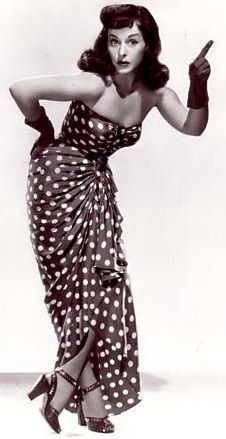 Paulette Goddard Legacy