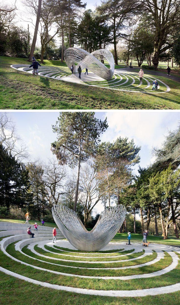 Landscape Architecture Circle Urban Design In 2020 Urban Landscape Design Landscape Design Landscape Architecture Park
