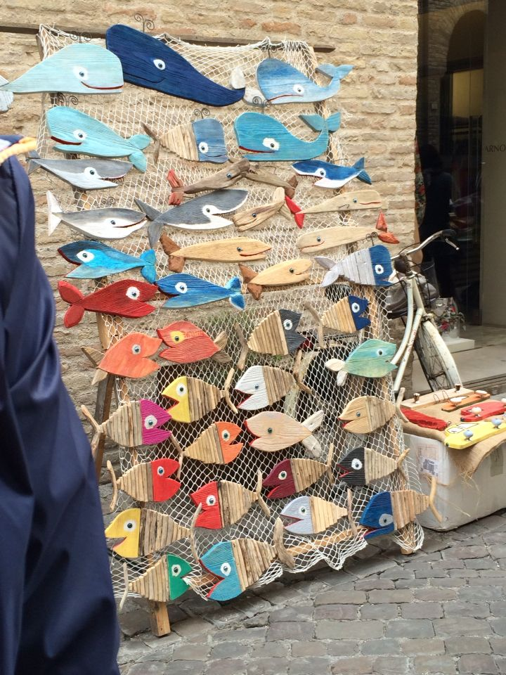 Driftwood Fishes