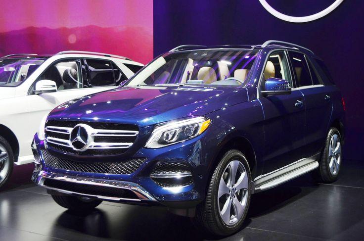 2016 Mercedes-Benz New SUV Car High Definition Wallpaper