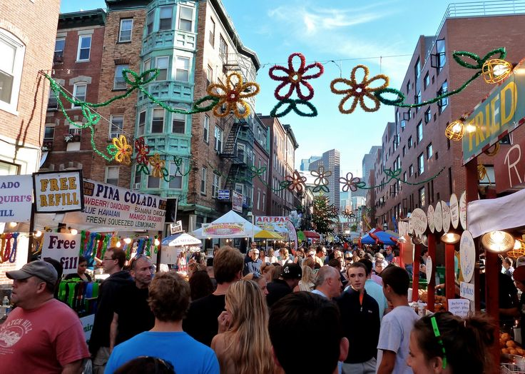 The North End Feasts are back this month. With events every weekend, there is something for everyone! Visit our website for a complete schedule.