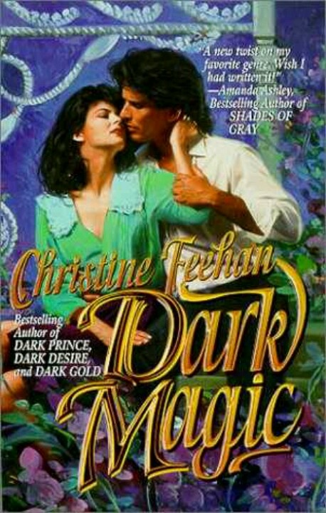 Dark Magic - Christine Feehan **