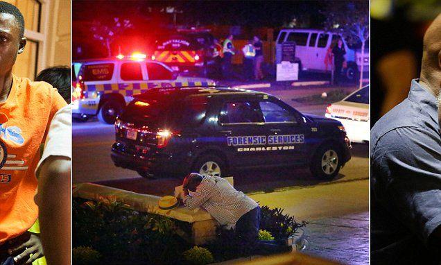Mass shooting at Charleston church in South Carolina leaves 9 dead
