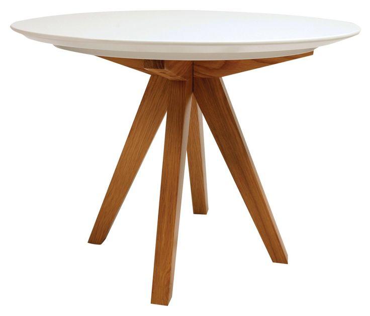 Esstisch weiß rund  Die besten 20+ Tisch rund weiß Ideen auf Pinterest ...