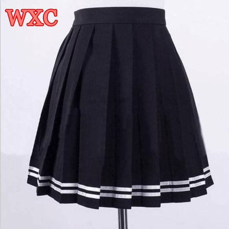 High Waist Cosplay School Uniform skirt //Price: $22.95 & FREE Shipping //     #fashion
