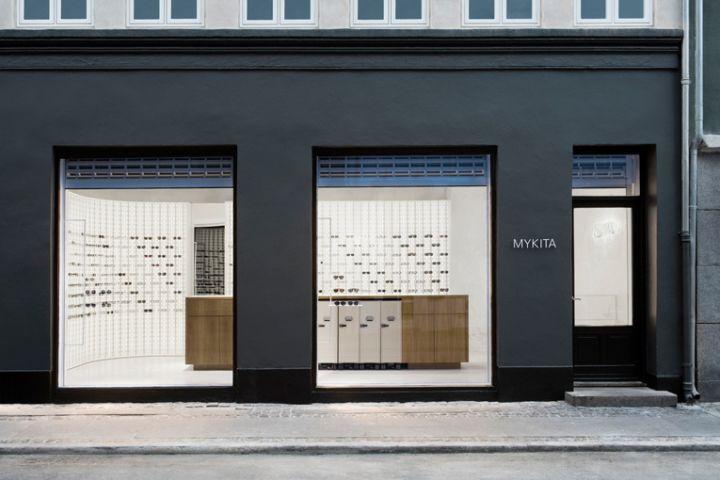 Mykita store, Copenhagen – Danmark » Retail Design Blog