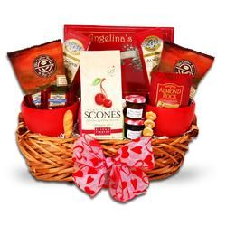 Valentine's Day Gifts - Food Gift Baskets - Gifts.com