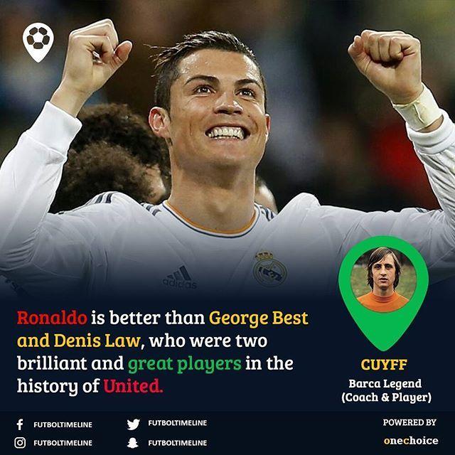 One Of The Two Aliens Laurent Blanc Cristianoronaldo Cr7 Portugal Ronaldo Ronaldo7 Cristiano Messi Leomessi Leo Messi George Best Messi Vs Ronaldo