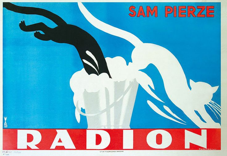 """Radion """"It washes by itself"""" (1926)"""