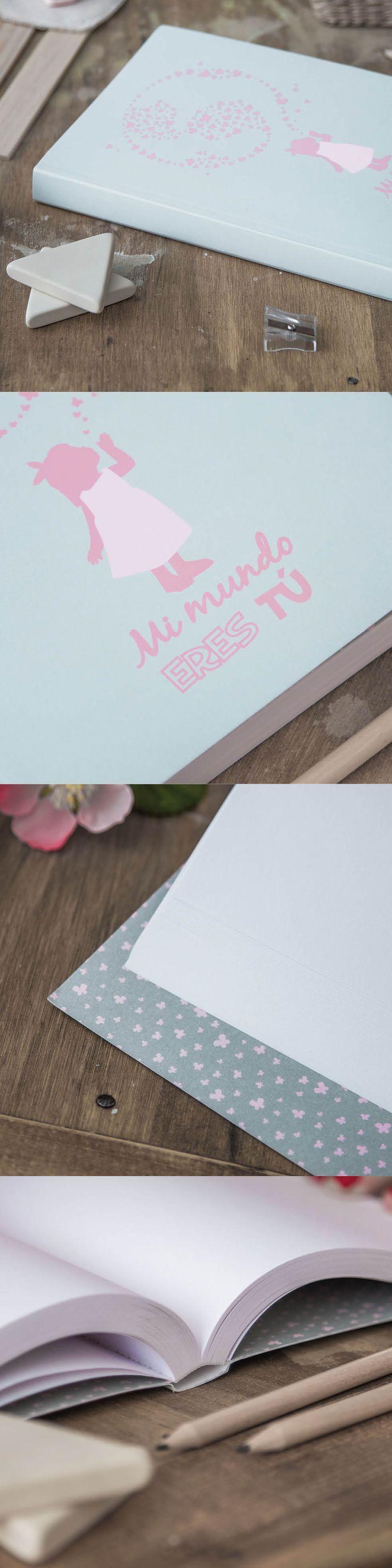 cuadernos espiral - cuadernos bonitos