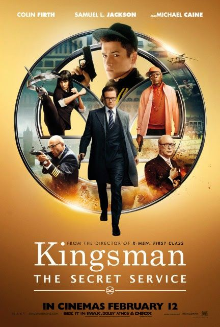 The Movie and Me - Movie Reviews and more: Kingsman: The Secret Service