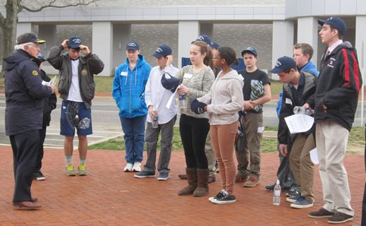 The Armel-Leftwich Visitor Center at the US Naval Academy provides Navy Way Boot Camps for youth groups in grades 1-5 and educational tours for grades 4-12. Teenagers have the opportunity to participate in junior leadership programs. Visit our website for more info!